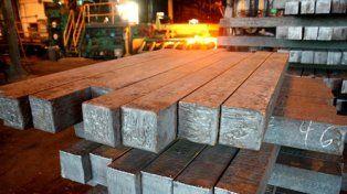 Crítico. La industria siderúrgica