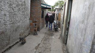 En el fondo. El pasillo de Ayacucho al 4200