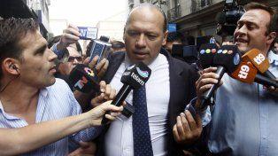 El exsecretario de Seguridad de la Nación, Sergio Berni.