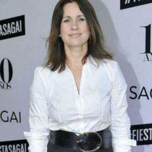 Nancy asistió a la fiesta de Sagai donde emitió fuertes declaraciones.