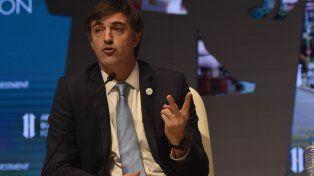 El ministro de Educación, Esteban Bullrich.