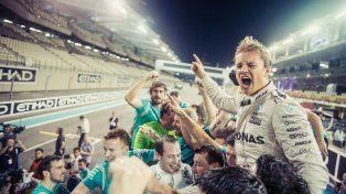 El alemán Nico Rosberg sorprendió al mundo al anunciar su retiro de la actividad.