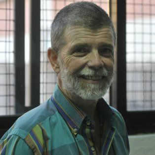 El educador Enrique Samar enseñó por más de 40 años en escuelas porteñas.