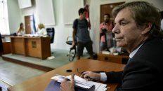 El Procurador General de la provincia, Juan Carlos Carbone, dio los fundamentos del pedido del gobierno.