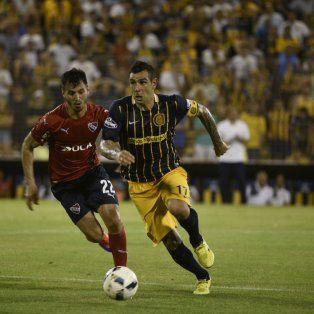 Adentro. Herrera fue titular ante el Rojo y mañana entrará por el suspendido Teo Gutiérrez ante Unión.
