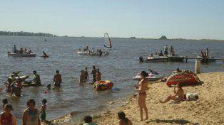 Convocante. El municipio promueve el entorno natural de la laguna como atractivo turístico regional.