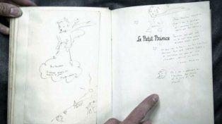 Único. El libro está dedicado a Doudou, hijo de un amigo del escritor.