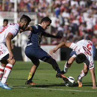 central sufrio una dolorosa derrota ante union por 2-0 y sigue perdiendo terreno en el torneo