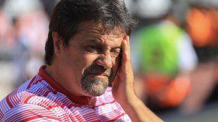 Caruso Lombardi renunció a su cargo y el presidente Nadur confirmó su salida.