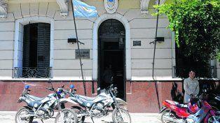 detenido. El joven fue llevado a la sede policial de Paraguay al 1100.