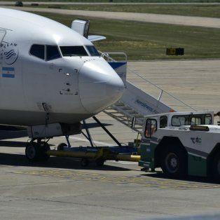 Plazos. Las autoridades nacionales emplazaron al directorio del aeropuerto para realizar las obras.