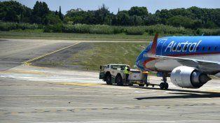La provincia confirmó que entre mañana y pasado arrancan las obras en el aeropuerto