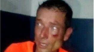 Claudio Elichiri fue agredido por futbolistas del equipo de Sarmiento de Ayacucho.