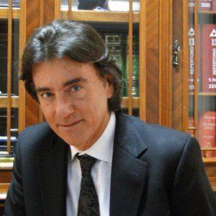 Daniel Erbetta fue elegido para presidir la Corte Suprema de Justicia de la provincia de Santa Fe.