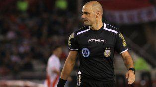 No me cambia la vida estar en el Superclásico, aseguró el árbitro designado Diego Abal.