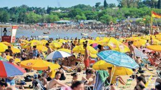 El último fin de semana por el balneario de La Florida pasaron 12.500 personas