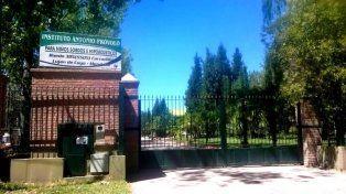El Instituto Próvolo.