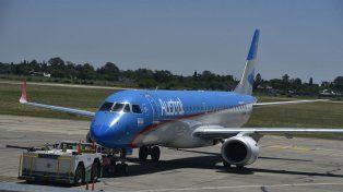 En el Aeropuerto Islas Malviinas deben realizarse obras en forma urgente.