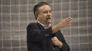 El expresidente de la Nación, Eduardo Duhalde.