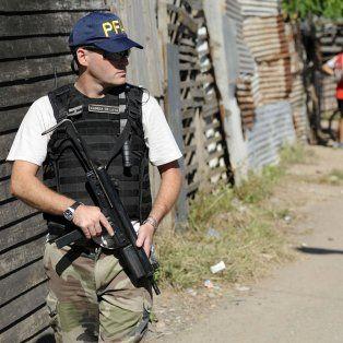 El proyecto prevé el acceso a las causas ligadas al narcotráfico.