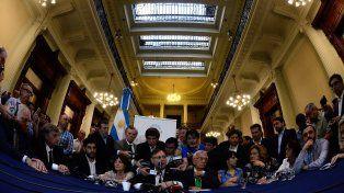 La oposición tiene los números para imponer su proyecto en Diputados.