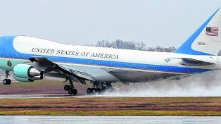 Recambio. La actual flota de 747 que usan los inquilinos de la Casa Blanca están alcanzado el límite de vida útil.