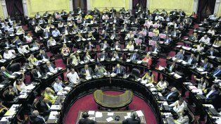 abrumador. La oposición unificó criterios en Diputados y aprobó un proyecto unificado de Ganancias..