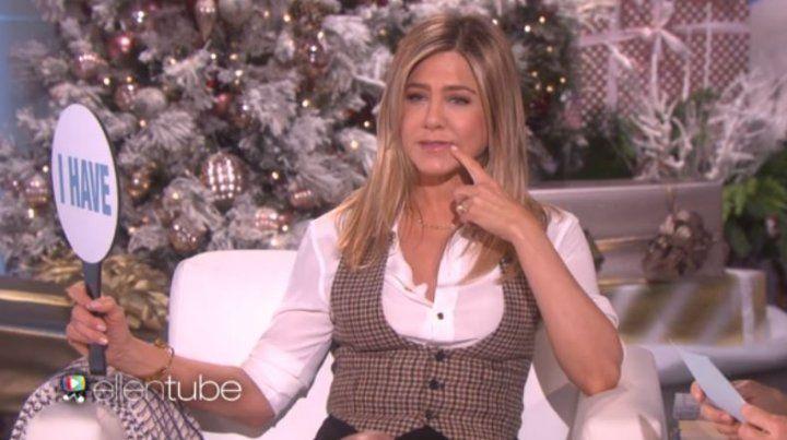 Jennifer Aniston confesó haber tenido mucho sexo en pleno vuelo