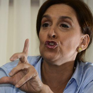 Michetti sostuvo que el gobierno tiene una muy buena posibilidad de corregir este intento populista y demagógico.