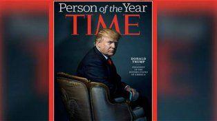 Time nunca creyó que Trump ganaría. Ahora lo homenajea.