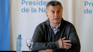 Macri recibió la invitación, pero podrá asistir al cumpleaños porque su agenda no se lo permite.