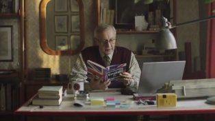 El anuncio de un abuelo que aprende inglés te hace reir y emocionar a la vez
