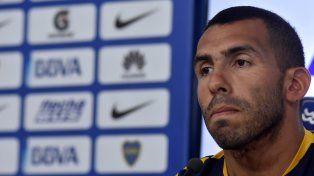 Carlos Tevez puso en duda su continuidad no solo en Boca sino en el fútbol.