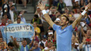 Del Potrofue protagonista de los dos mejores partidos de tenis del año, según LEquipe.