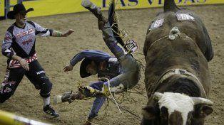 Final Nacional de Rodeo en Las Vegas