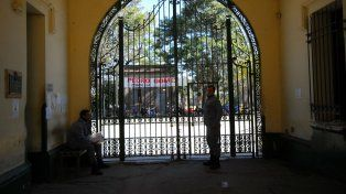 La cárcel de Coronda, donde se produjo el insólito hecho.
