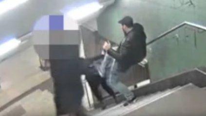 Brutal agresión racista en el metro de Berlín