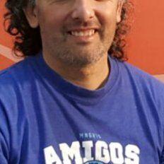 Ignacio Montoya Carlotto visitó La Capital