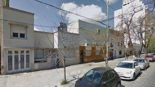 La cuadra donde sucedió el robo. (Foto: Street View)