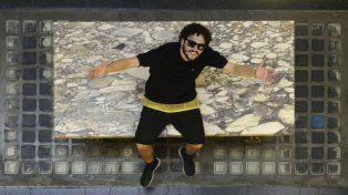 Al frente. El músico tocará en Rosario junto a Los Tercermundistas.