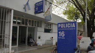 La fuga de la comisaría 16 se produjo alrededor de las 3.30 de hoy.