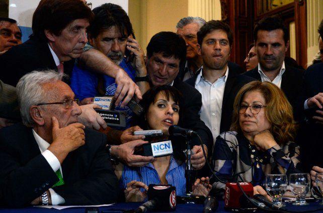 La oposición logró imponer su mayoría en Diputados y darle media sanción a su proyecto de Ganancias.