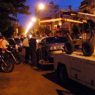 remitieron 41 autos al corralon por alcoholemia positivo durante el fin se semana largo