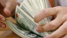 el dolar inicio la semana con una nueva suba y marco hoy un record historico