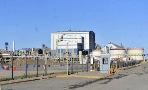 cofco. La agroexportadora de capitales chinos posee una planta industrial y un puerto en jurisdicción de Timbúes.