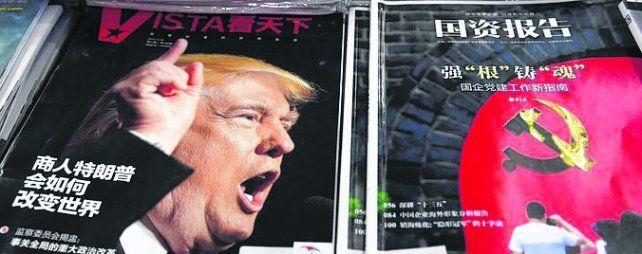 Tensión. La política de Trump hacia Taiwán