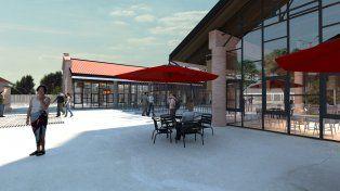 La Municipalidad lanzó la licitación de los locales del futuro Mercado del Patio