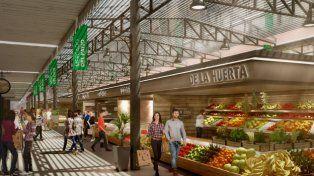 Render. Una de las imágenes virtuales del proyecto que reemplazará al viejo Centro de Convenciones.