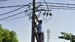 La EPE realizará tareas de mantenimiento en red de media tensión