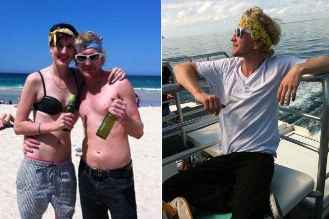El joven australiano terminó preso tras disfrutar de millones de dólares recibidos por error.